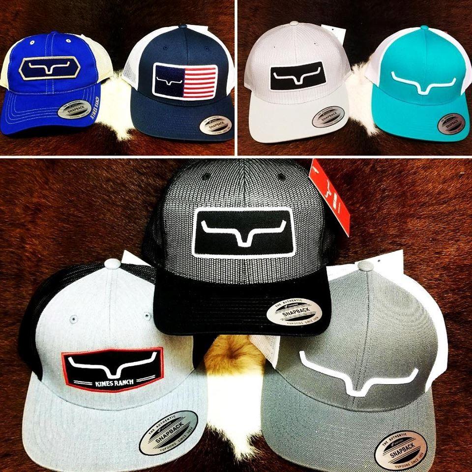 A. Kimes Ranch Caps