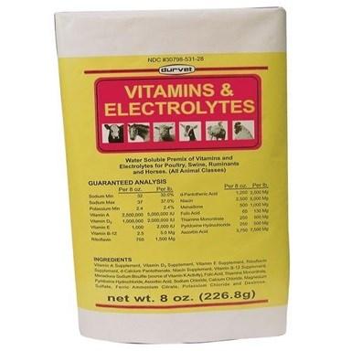 Durvet - Vitamins and Electrolytes