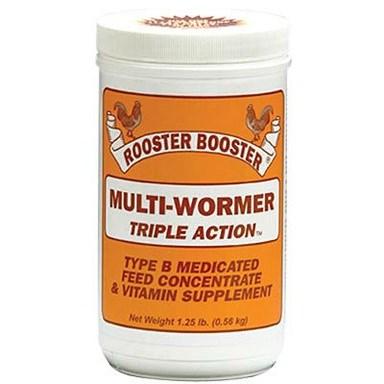 Roaster Boaster - multi-wormer Triple Action