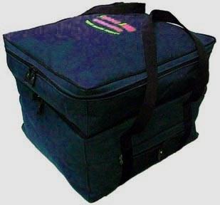 Saddlebarn Buckin' Right Gear Bag - Royal Blue