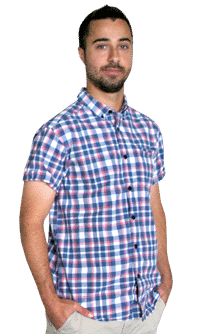 Hayden Jarman, Marketing Manager
