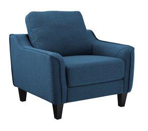 Jarreau Upholstered Chair Blue