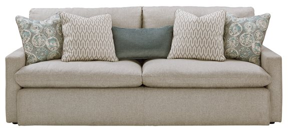 Melilla Upholstered Sofa Ash