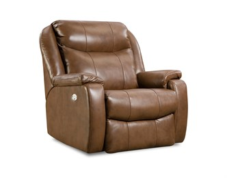 Hercules Power Wall Hugger Recliner With Power Headrest