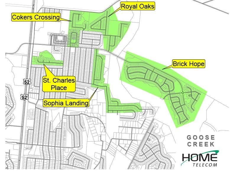 Goose Creek - Velocity Neighborhoods