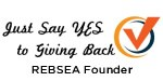 Just Say Yes to Giving Back