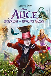Watch the trailer for Alice Through the Looking Glass - Now Playing on Demand