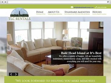 Bald Head Island TLC Rentals
