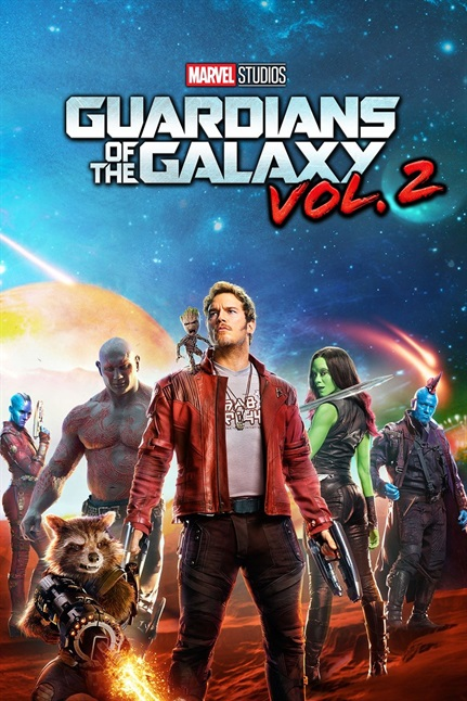 Watch the trailer for Guardians of the Galaxy: Vol 2 - Now Playing on Demand