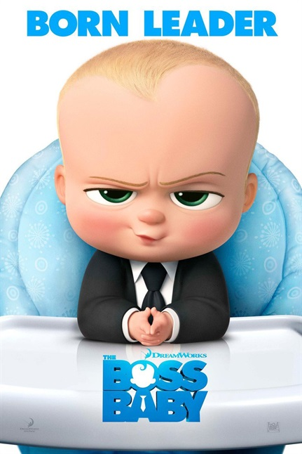 Watch the trailer for The Boss Baby - Now Playing on Demand