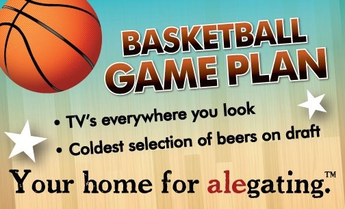 Your home for ALEgating.