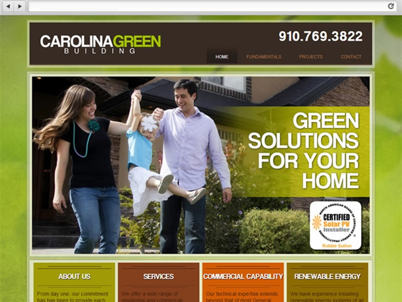Carolina Green Contracting
