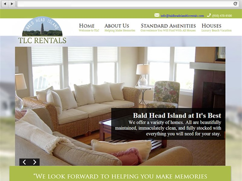 Bald Head Island TLC Rentals