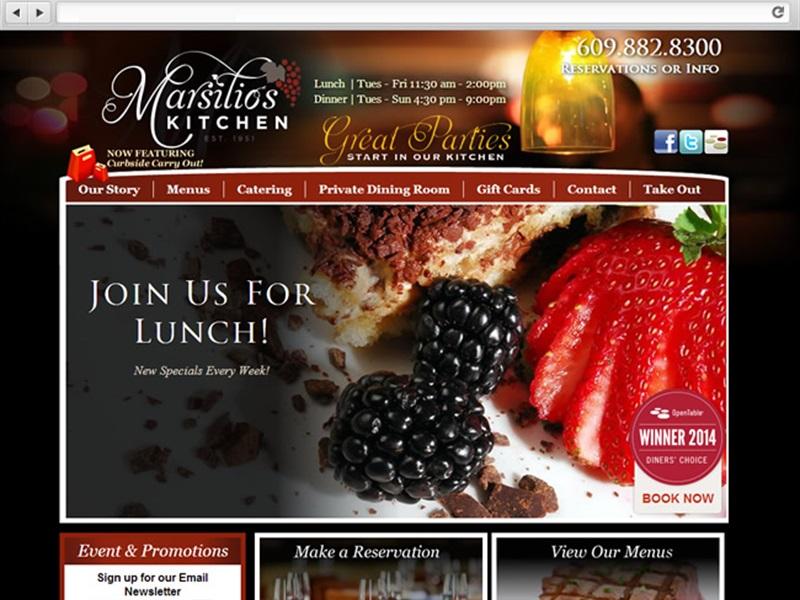 Marsilio's Kitchen