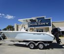 2018 Key West 239 FS Ice Blue ##UNKNOWN_VALUE## Boat