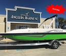 2018 Green Starcraft MDX 211 Clayton All Boat