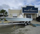 2017 Key West 210 BR Ice Blue All Boat