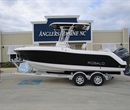 2017 Robalo 222 CC Deepwater Black All Boat