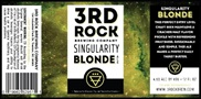 3rd Rock Singularity Blonde