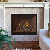 Tahoe Traditional Clean-Face Luxury Fireplace