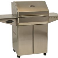 Memphis PRO stainless steel pellet grill