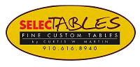 SelecTABLES fine tables and chairs