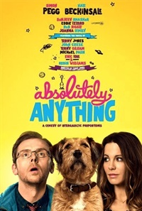 Absolutely Anything - Now Playing on Demand