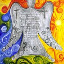 Psalm 91-Angel