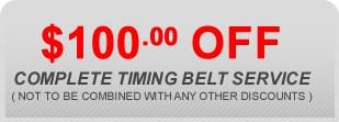 Timing Belt Speical