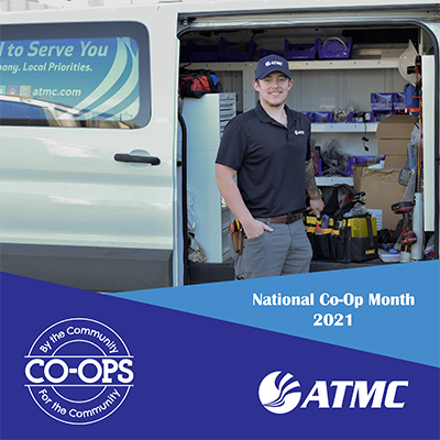 ATMC Celebrates National Co-op Month