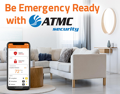 Make Sure Your Emergency Ready with A Security System from ATMC