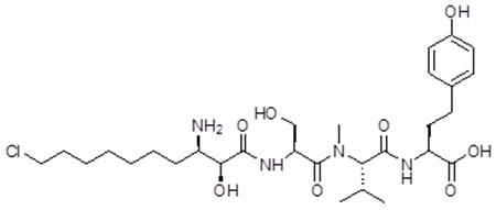 Oscillaginin A