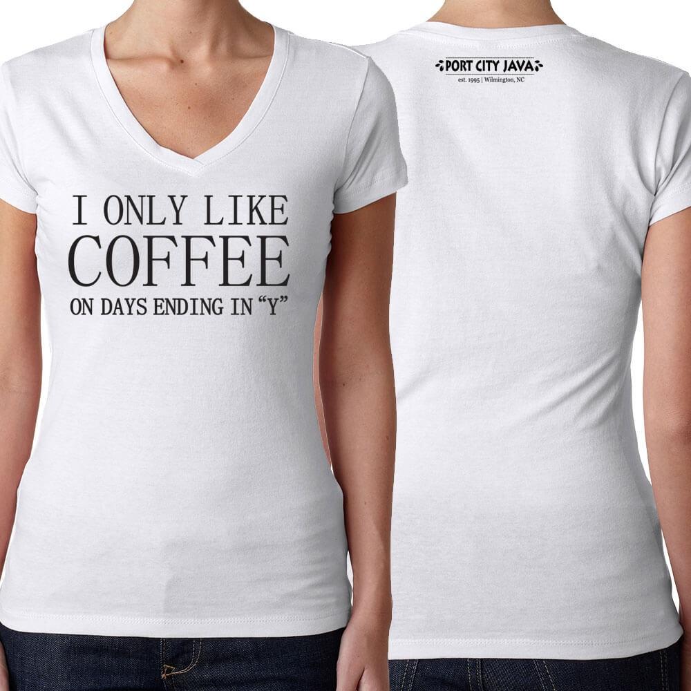 Days Shirt - White