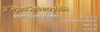 34th Regional Conference of MBAs
