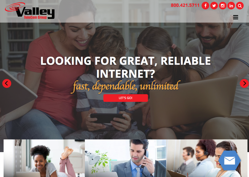 Valley Telecom Group - VTC