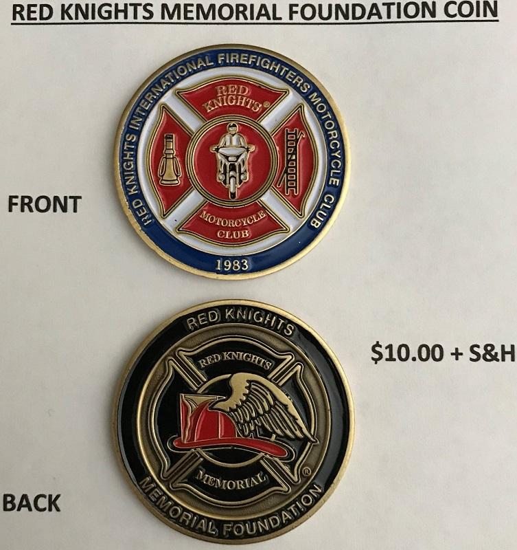 Memorial Foundation Coin