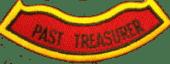 Past Treasurer