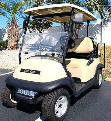 2020 Club Car 4 Passenger