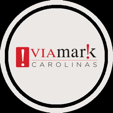 Viamark Carolinas Logo