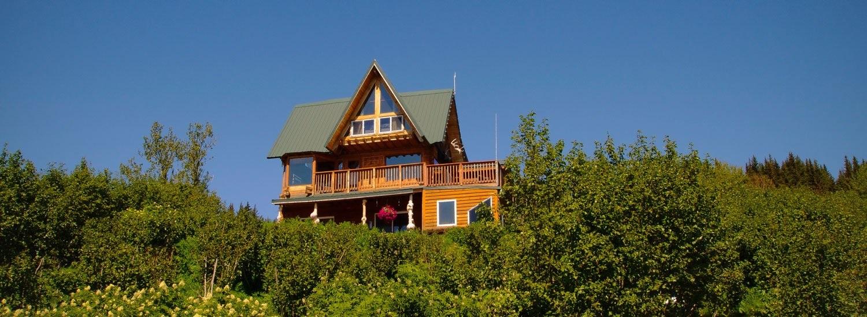 Alaska Adventure Cabins - 1