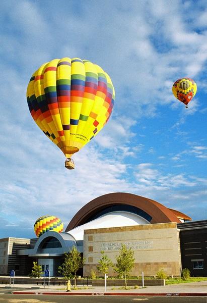 Albuquerque Balloon Museum - 1