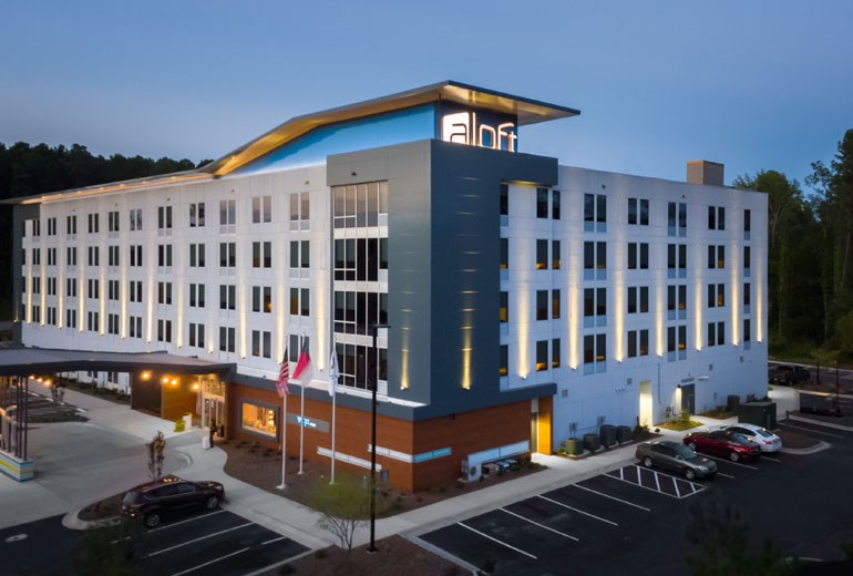 Aloft Raleigh-Durham Airport Brier Creek - 1