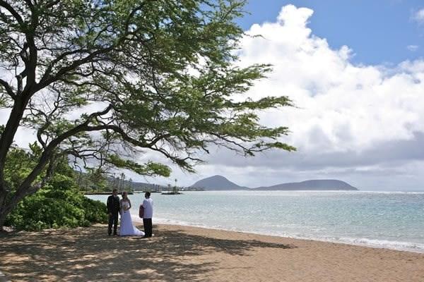 A Wedding In Hawaii - 1