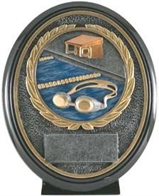 CAT-690 - Swimming Resin Trophy