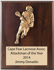 SBV46 Lacrosse Plaque