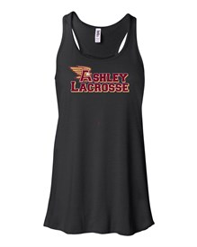 AHS Ladies Black Soft style flowy tank top - Orders due by Friday, November 20, 2020