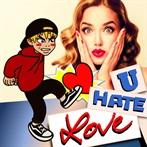 Smiley Mickey ' U Hate Love'