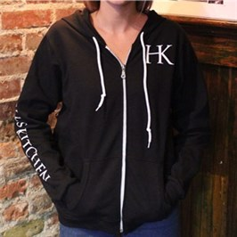 Hell's Kitchen Zip-Up Hoodie