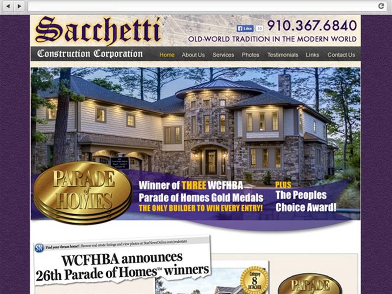 Sacchetti Construction