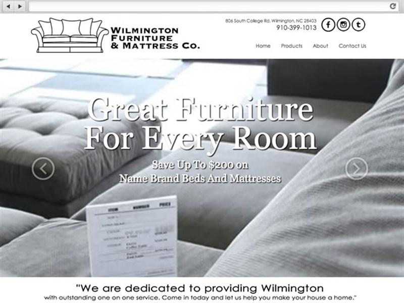 retail web design in wilmington nc. Black Bedroom Furniture Sets. Home Design Ideas